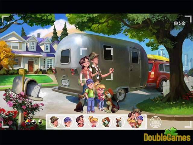 Free Download Family Vacation 2: Road Trip Screenshot 1