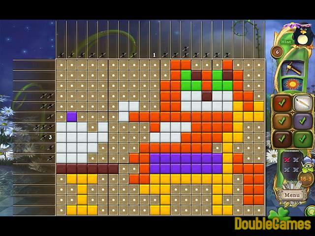 Kostenloser Download Fantasy Mosaics 39: Behind the Mirror Screenshot 3
