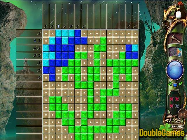 Kostenloser Download Fantasy Mosaics 6: Into the Unknown Screenshot 3