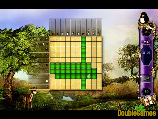 Kostenloser Download Fantasy Mosaics Screenshot 1