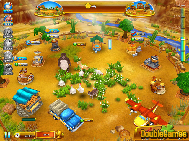 Free Download Farm Frenzy 4 Screenshot 2