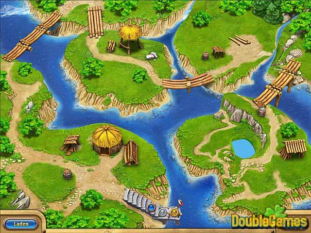 Free Download Farm Frenzy: Frische Fische Screenshot 2