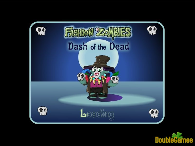 Free Download Fashion Zombies Screenshot 1