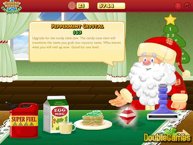 Free Download Finders Keepers Christmas Screenshot 2