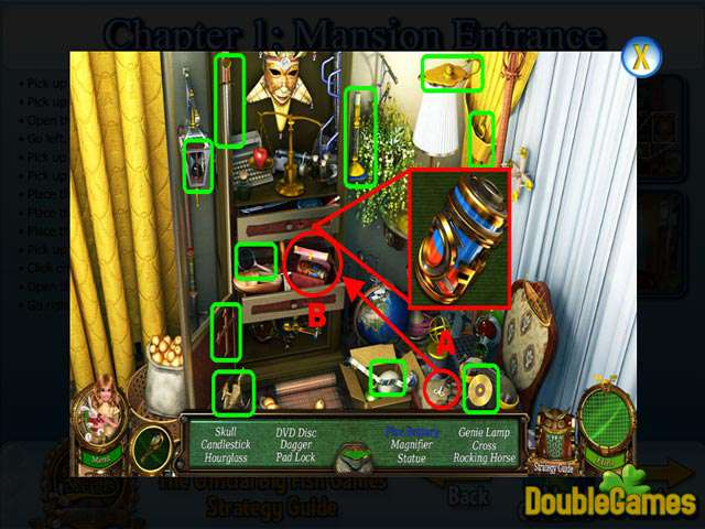 Kostenloser Download Flux Family Secrets: The Rabbit Hole Strategy Guide Screenshot 2