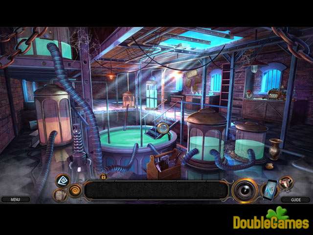 Kostenloser Download Fright Chasers: Seelenräuber Sammleredition Screenshot 1