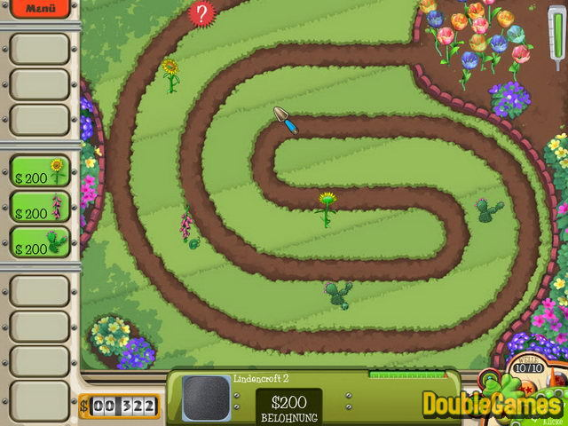 Kostenloser Download Garden Defense Screenshot 3