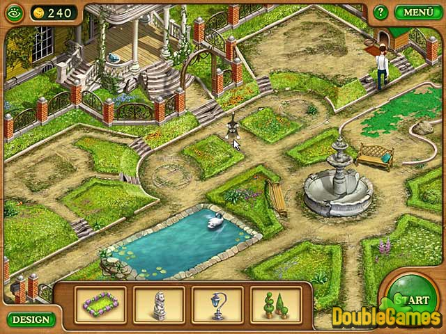 Free Download Gardenscapes Screenshot 3