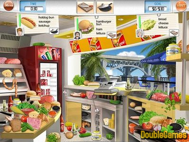 Kostenloser Download Gourmania 1 & 2 Double Pack Screenshot 3