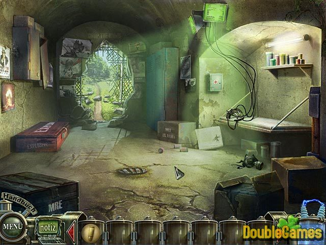 Kostenloser Download Haunted Halls: Das Grauen von Green Hills Sammleredition Screenshot 1