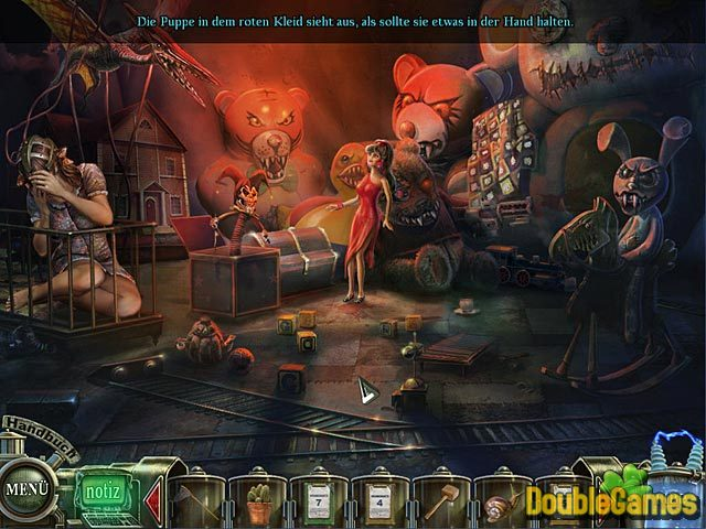 Kostenloser Download Haunted Halls: Das Grauen von Green Hills Sammleredition Screenshot 2