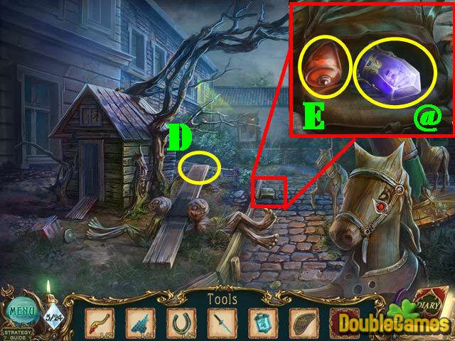 Kostenloser Download Haunted Legends: The Bronze Horseman Strategy Guide Screenshot 1
