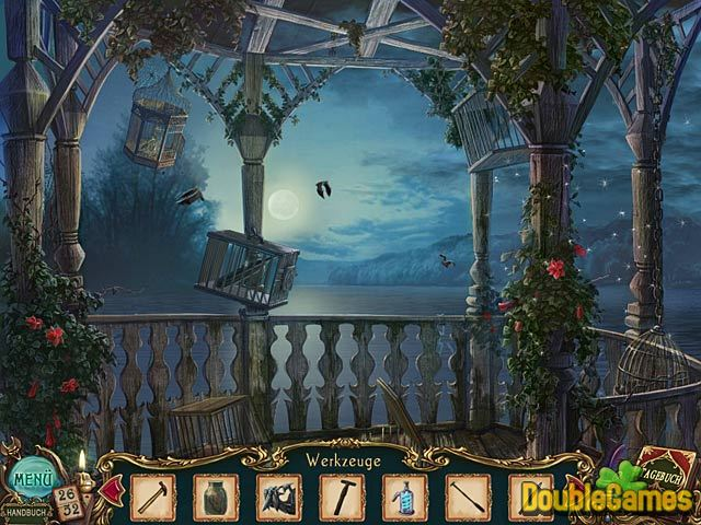 Kostenloser Download Haunted Legends: Die Pik-Dame Screenshot 1