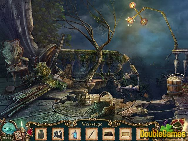 Kostenloser Download Haunted Legends: Die Pik-Dame Screenshot 3