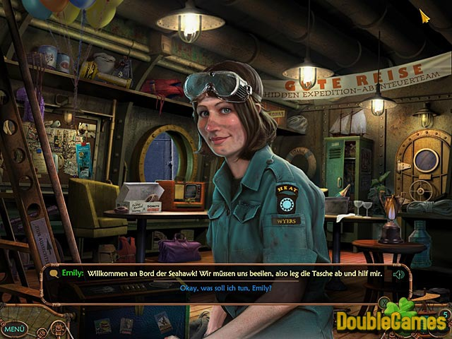 Kostenloser Download Hidden Expedition: Bermudadreieck Screenshot 2
