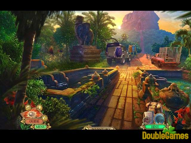 Kostenloser Download Hidden Expedition: The Fountain of Youth Collector's Edition Screenshot 1