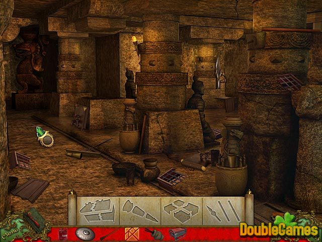 Kostenloser Download Hidden Mysteries: Die Verbotene Stadt Screenshot 2