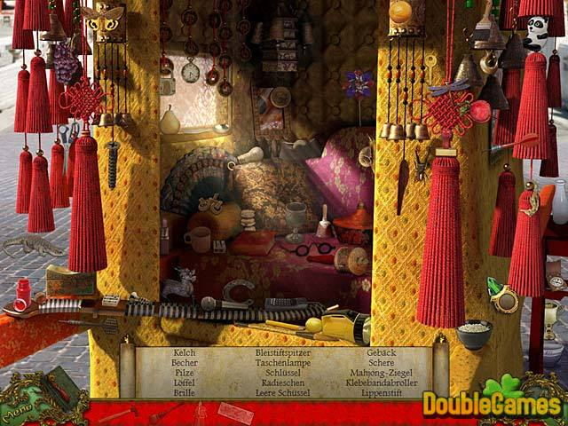 Kostenloser Download Hidden Mysteries: Die Verbotene Stadt Screenshot 3