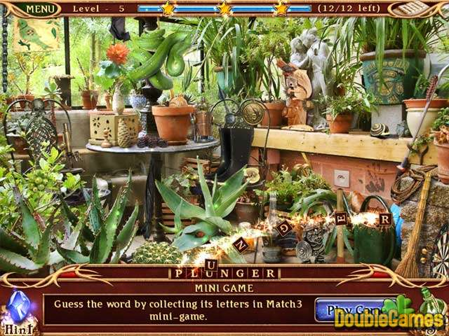 Kostenloser Download Solve crosswords to find the hidden objects! Enjoy the sequel to one of the most successful mix of w Screenshot 1