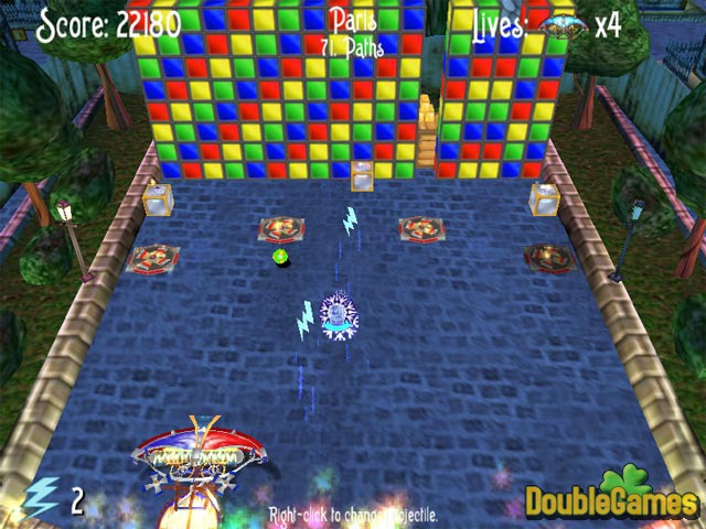Free Download Incrediball: The Seven Sapphires Screenshot 3