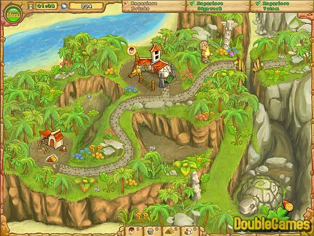 Kostenloser Download Island Tribe Screenshot 1