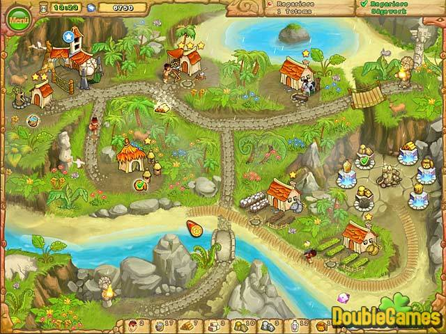 Kostenloser Download Island Tribe Screenshot 2