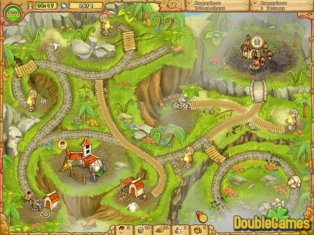 Kostenloser Download Island Tribe Screenshot 3