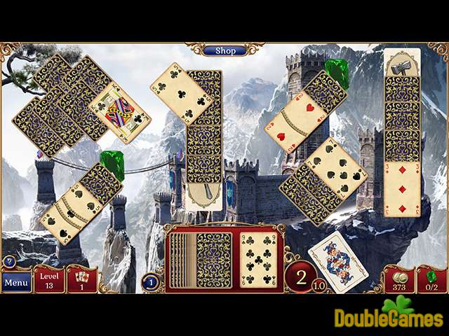 Kostenloser Download Jewel Match Solitaire 2 Sammleredition Screenshot 1