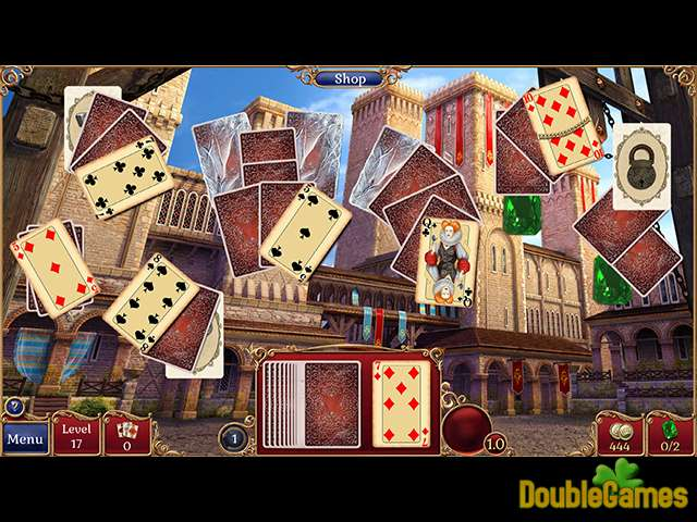 Kostenloser Download Jewel Match Solitaire 2 Sammleredition Screenshot 2