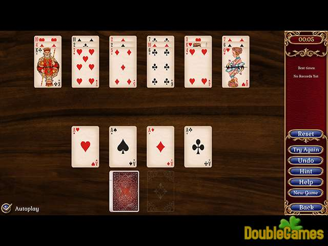 Kostenloser Download Jewel Match Solitaire 2 Sammleredition Screenshot 3