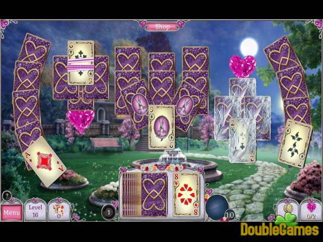 Free Download Jewel Match Solitaire: L'Amour Screenshot 1