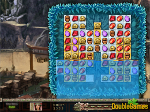 Kostenloser Download Jewel Quest - The Sapphire Dragon Premium Edition Screenshot 2