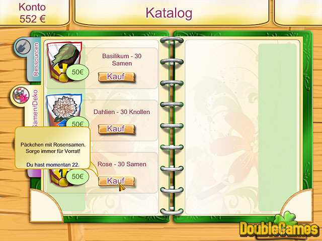 Kostenloser Download Kelly Green Garden Queen Screenshot 3