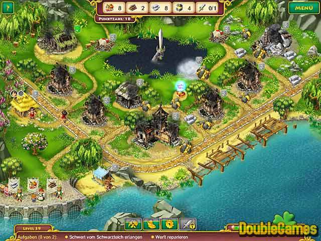 Kostenloser Download Kingdom Chronicles Sammleredition Screenshot 3