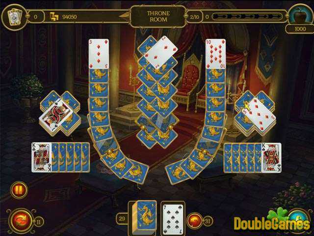 Kostenloser Download Knight Solitaire 3 Screenshot 1