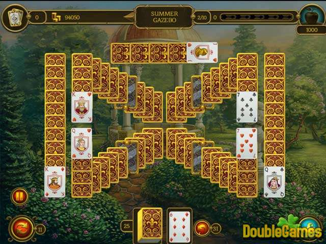 Kostenloser Download Knight Solitaire 3 Screenshot 3