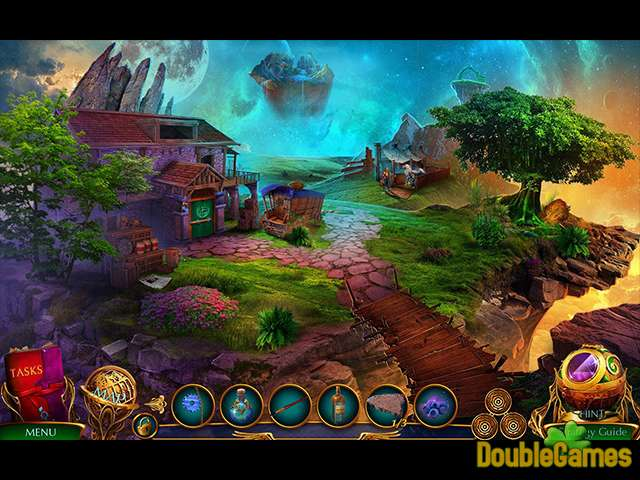 Kostenloser Download Labyrinths of the World: Die verlorene Insel Sammleredition Screenshot 1