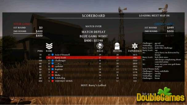 Free Download Lead and Gold: Gangs of the Wild West Screenshot 1