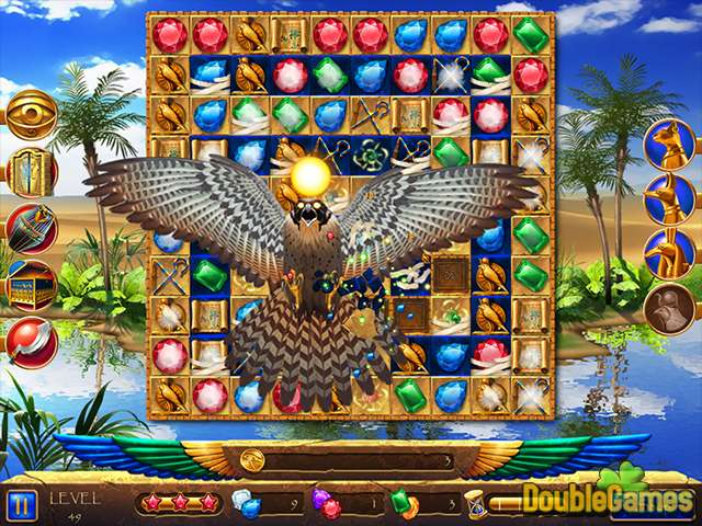 Kostenloser Download Legend of Egypt: Jewels of the Gods 2 - Even More Jewels Screenshot 3