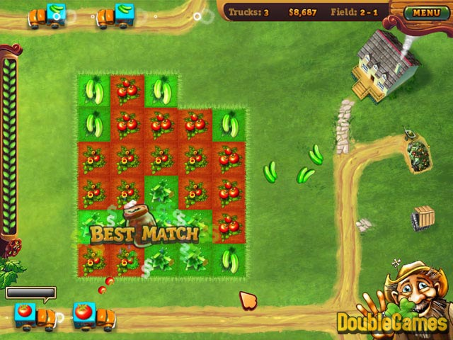 Kostenloser Download Little Farm Screenshot 2