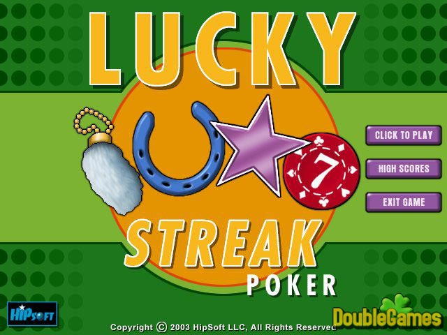 Kostenloser Download Lucky Streak Poker Screenshot 1