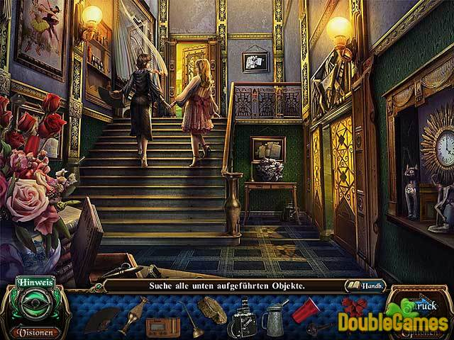 Kostenloser Download Macabre Mysteries: Der Fluch des Nightingale Sammleredition Screenshot 1