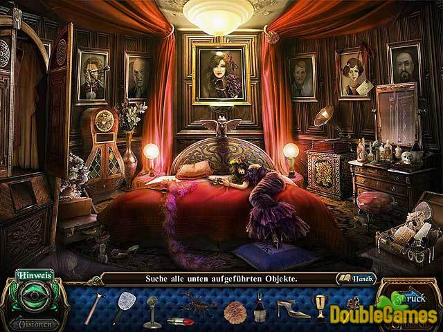 Kostenloser Download Macabre Mysteries: Der Fluch des Nightingale Sammleredition Screenshot 2
