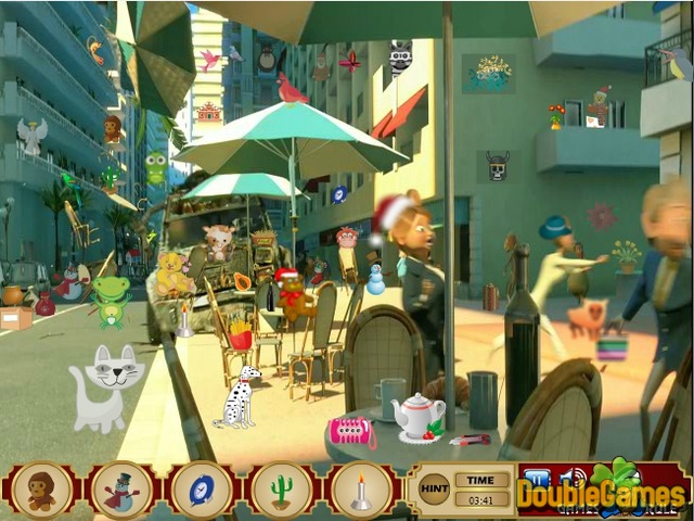 Free Download Madagascar 3: Hidden Objects Screenshot 1