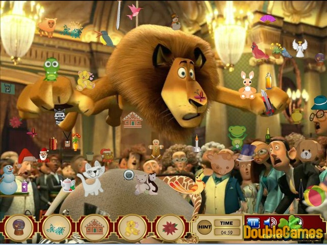 Free Download Madagascar 3: Hidden Objects Screenshot 2