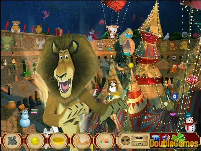 Free Download Madagascar 3: Hidden Objects Screenshot 3