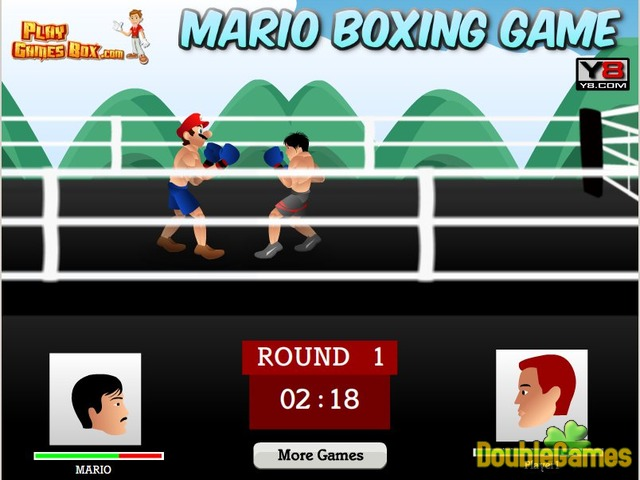 Kostenloser Download Mario Boxing Screenshot 1