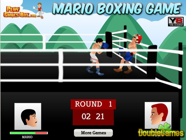 Kostenloser Download Mario Boxing Screenshot 2