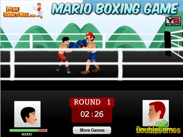 Kostenloser Download Mario Boxing Screenshot 3