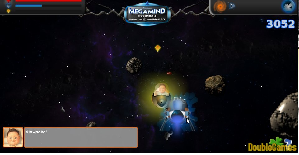 Kostenloser Download Megamind: Cosmic Collide Screenshot 2
